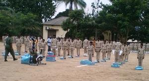 Prix Frères d'Armes 2016 en République du Congo