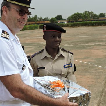 Prix Frères d'Armes 2017 au Burkina Faso