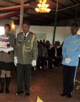 Remise des prix 2016 à l'académie militaire d'Antsirabe