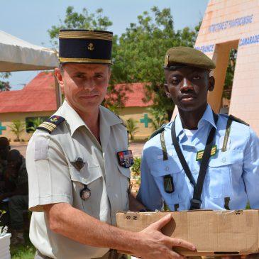 Prix Frères d'Armes 2017 au Mali