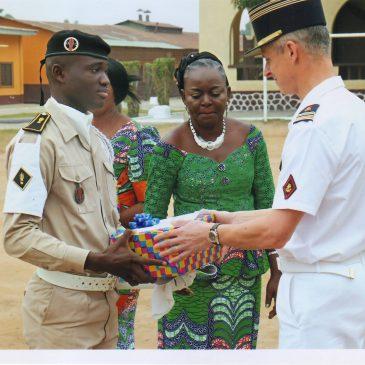 Prix Frères d'Armes 2017 en République du Congo