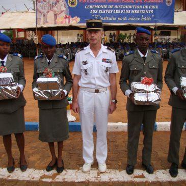 Prix Frères d'Armes 2017 au Niger