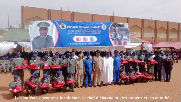 Prix Frères d'Armes 2018 au Niger