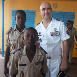 Prix Frères d'Armes 2018 au Burkina Faso