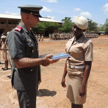 Prix Frères d'Armes 2018 au Bénin