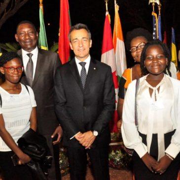Commémoration de la Grande Guerre au Burkina Faso