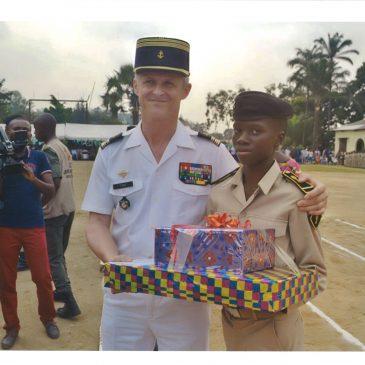 Prix Frères d'Armes 2019 en République du Congo