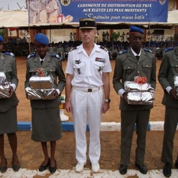 Prix Frères d'Armes 2019 au Niger
