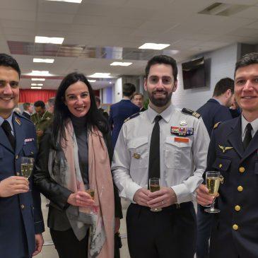 Voeux 2020 aux officiers étrangers de l'école militaire