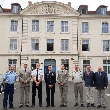 Bureau de Frères d'Armes