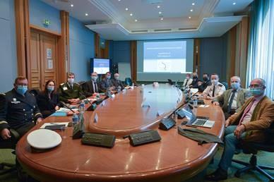 Le conseil d'administration de « Frères d'Armes » s'est réuni ce mercredi 14 octobre 2020