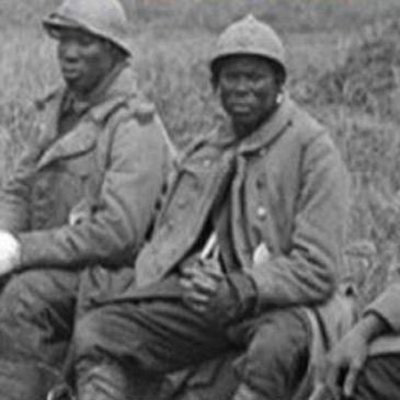 """Ils sont morts par milliers pour la France mais """"qui aujourd'hui se souvient de leurs noms, de leurs visages?"""""""