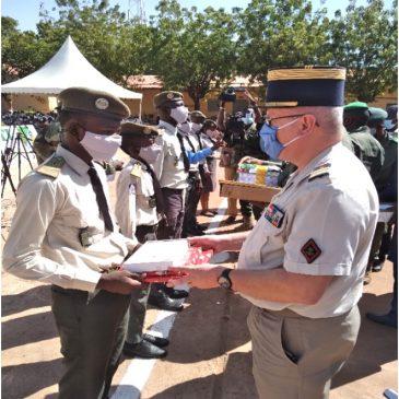 Journée d'Excellence au Prytanée Militaire de Kati (Mali) et «prix Frères d'Armes»