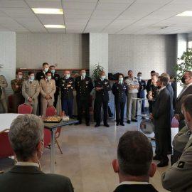 85 officiers stagiaires internationaux de 62 pays accueillis à l'École de Guerre