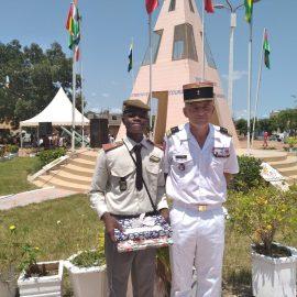 Journée d'Excellence au Prytanée Militaire de Kati (Mali)