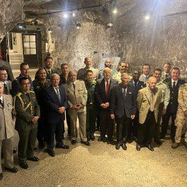 De notre correspondant Frères d'Armes à Saumur : colonel (H) Philippe Chapalain